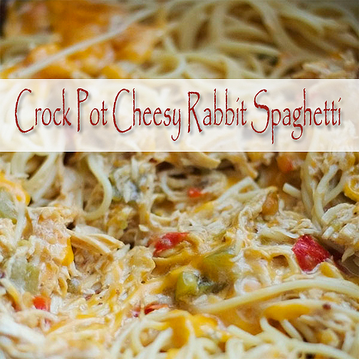 how to cook rabbit in a crock pot