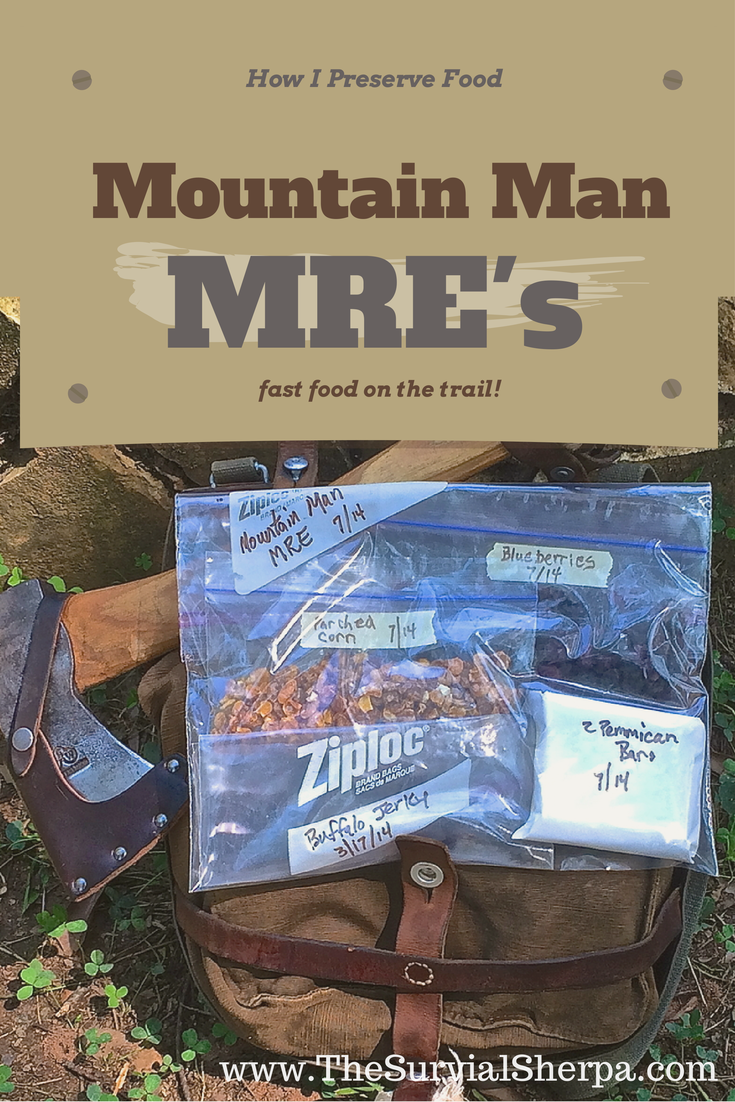 Creating Your Own MREs