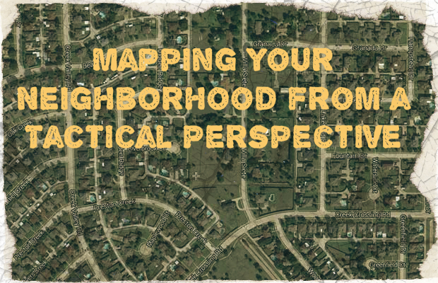 Mapping Your Neighborhood from a Tactical Perspective
