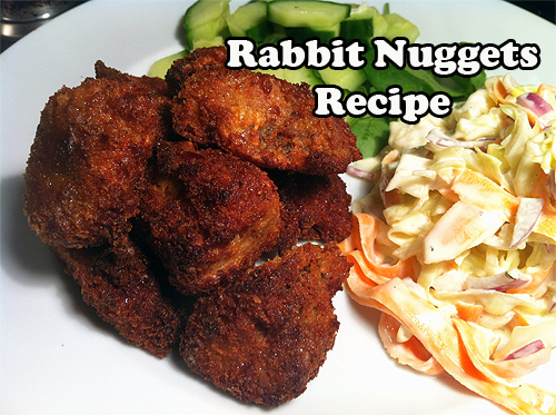 Rabbit Nuggets Recipe