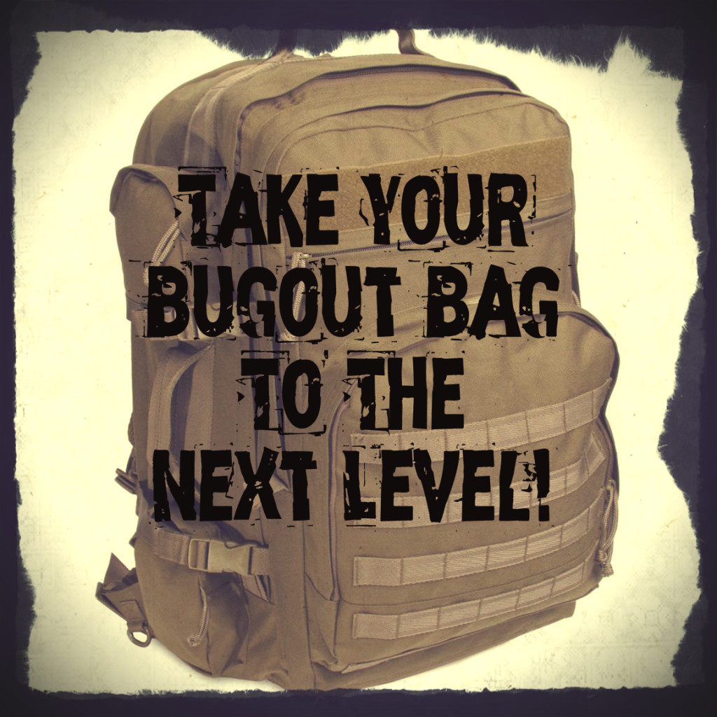 bug out bag rabbit cages