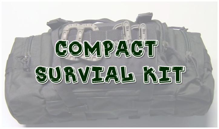 Compact Survival Kit