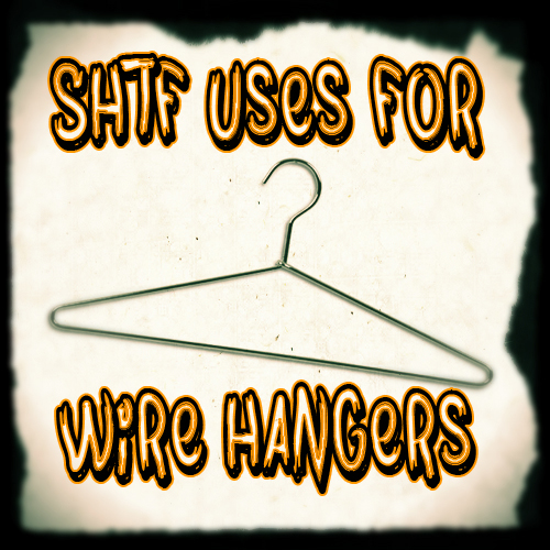 SHTF Uses for Wire Hangers