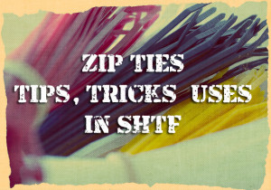 Zip Tie Tips Tricks & Uses