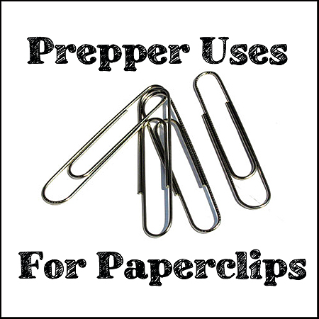 Uses for paperclips