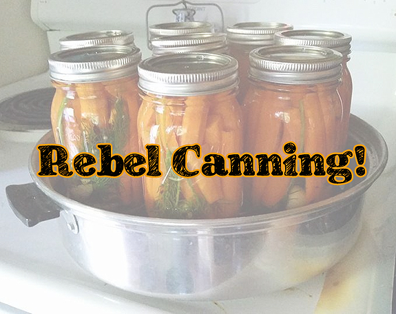 Rebel Canning