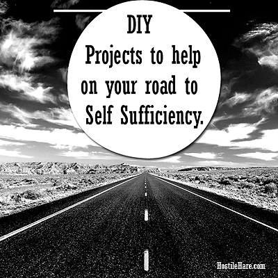 DIY Self Sufficiency Projects