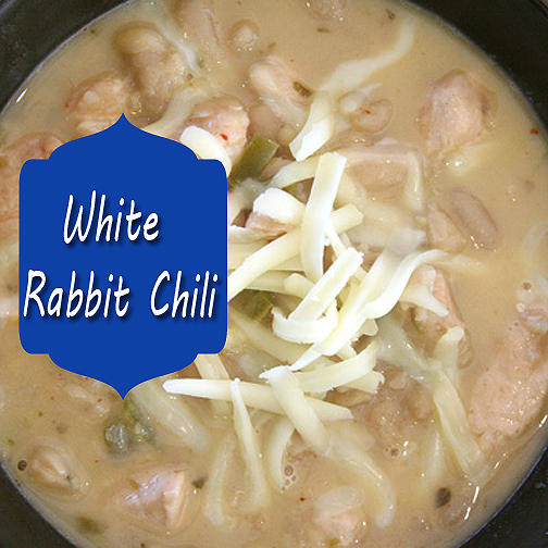 White Rabbit Chili