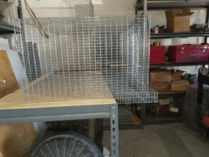 Quail Cage side profile
