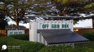offgridbox woods Going Off grid with the OffGridBox