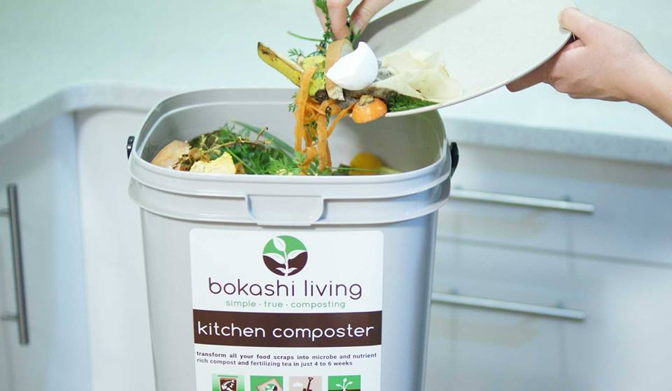 Bokashi Living Compost Systems